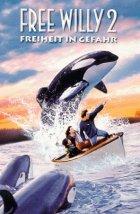Free Willy 2 - Freiheit in Gefahr - Plakat zum Film