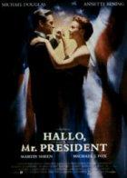 Hallo, Mr. President - Plakat zum Film
