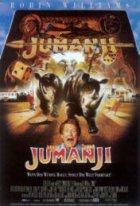 Jumanji - Plakat zum Film