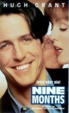 Neun Monate - Plakat zum Film