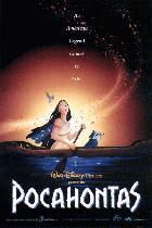 Pocahontas - Plakat zum Film