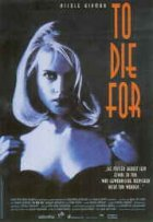 To Die For - Plakat zum Film