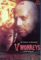 12 Monkeys - Plakat zum Film