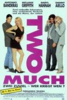 Two Much - Plakat zum Film