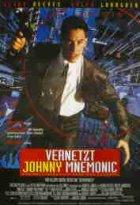 Vernetzt - Johnny Mnemonic - Plakat zum Film