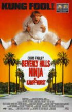 Beverly Hills Ninja - Die Kampfwurst - Plakat zum Film