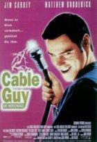 Cable Guy - Die Nervensäge - Plakat zum Film