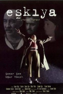 Eskiya - Der Bandit - Plakat zum Film