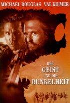 Der Geist und die Dunkelheit - Plakat zum Film