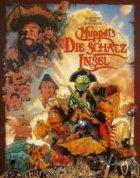 Muppets - Die Schatzinsel - Plakat zum Film
