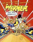 Werner - Das muß kesseln!!! - Plakat zum Film