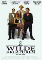 Wilde Kreaturen - Plakat zum Film