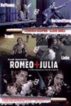 William Shakespeares Romeo und Julia - Plakat zum Film