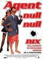 Agent Null Null Nix - Plakat zum Film