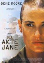 Die Akte Jane - Plakat zum Film