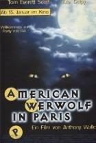 American Werwolf in Paris - Plakat zum Film