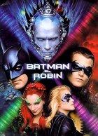 Batman und Robin - Plakat zum Film