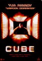 Cube - Plakat zum Film
