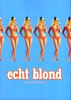 Echt blond - Plakat zum Film