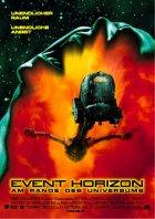 Event Horizon - Am Rande des Universums - Plakat zum Film