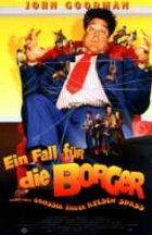 Ein Fall für die Borger - Plakat zum Film