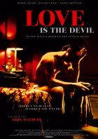 Love Is The Devil - Study For A Portrait Of Francis Bacon - Plakat zum Film