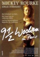 9 1/2 Wochen in Paris - Plakat zum Film