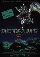 Octalus - Der Tod aus der Tiefe - Plakat zum Film