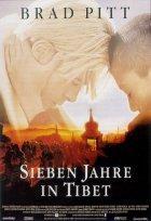 Sieben Jahre in Tibet - Plakat zum Film