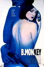 B. Monkey - Plakat zum Film