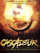 Cascadeur - Die Jagd nach dem Bernsteinzimmer - Plakat zum Film