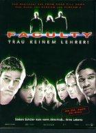 The Faculty - Plakat zum Film