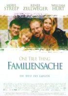 Familiensache - Plakat zum Film