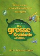 Das große Krabbeln - Plakat zum Film