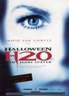 Halloween H20 - Plakat zum Film
