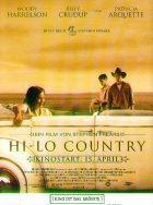 Hi-Lo Country - Plakat zum Film