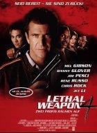 Lethal Weapon 4 - Zwei Profis räumen auf - Plakat zum Film