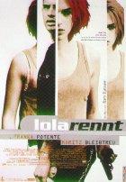 Lola rennt - Plakat zum Film