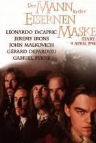 Der Mann in der eisernen Maske - Plakat zum Film
