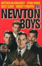 Die Newton Boys - Plakat zum Film