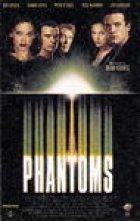 Phantoms - Plakat zum Film