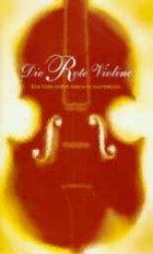 Die rote Violine - Plakat zum Film