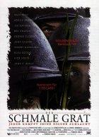 Der schmale Grat - Plakat zum Film