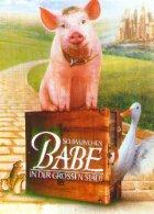 Schweinchen Babe in der großen Stadt - Plakat zum Film