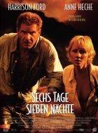 Sechs Tage, sieben Nächte - Plakat zum Film
