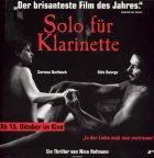 Solo für Klarinette - Plakat zum Film
