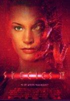 Species II - Plakat zum Film