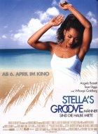 Stellas Groove: Männer sind die halbe Miete - Plakat zum Film