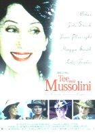 Tee mit Mussolini - Plakat zum Film