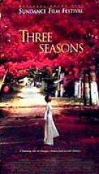 Three Seasons - Plakat zum Film